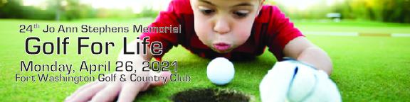 2021 Golf For Life Header Date Img