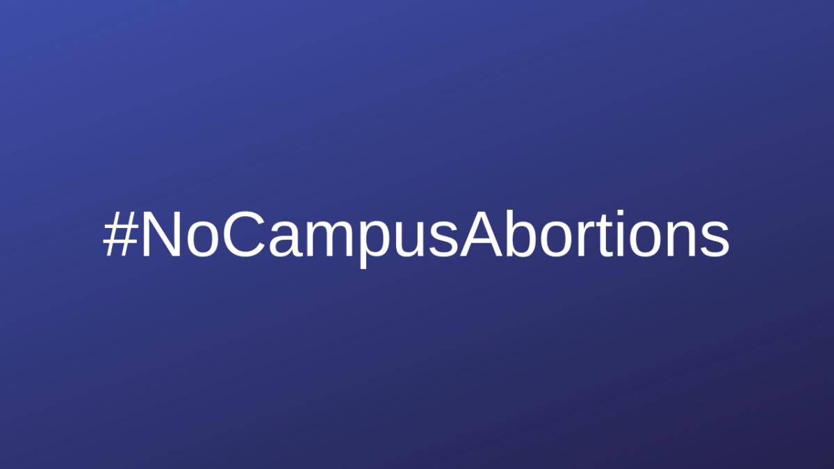 #NoCampusAbortions (1)